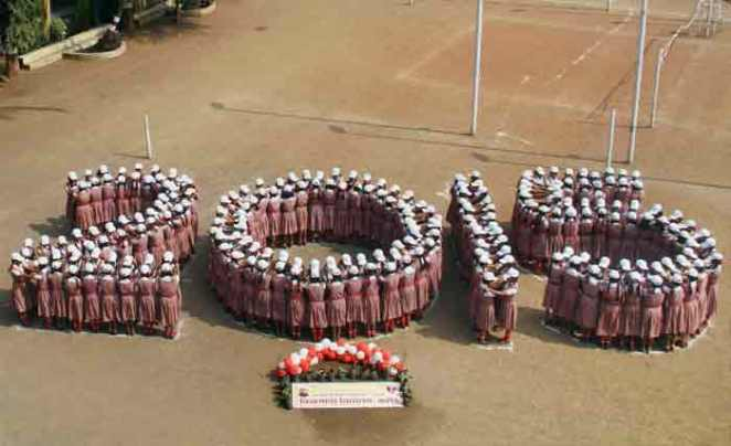 Happy New Year: India warms up to 2015