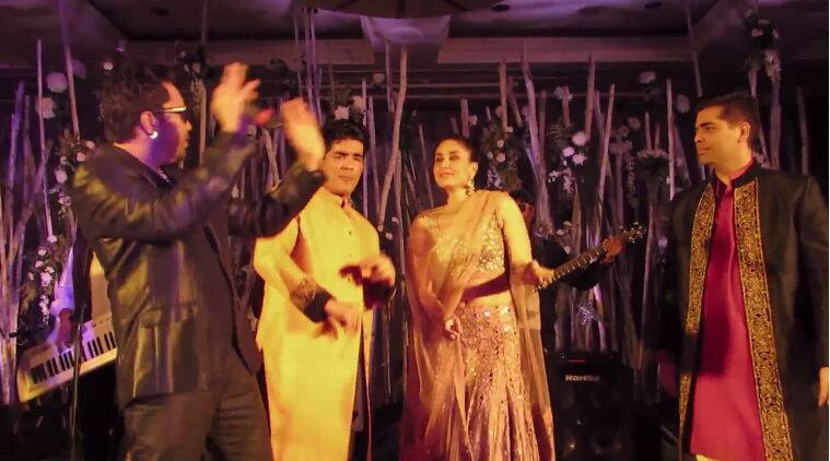 Watch When Kareena Kapoor Danced With Karan Johar At