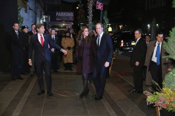 Prince William, pregnant wife Kate Middleton in US on their maiden visit