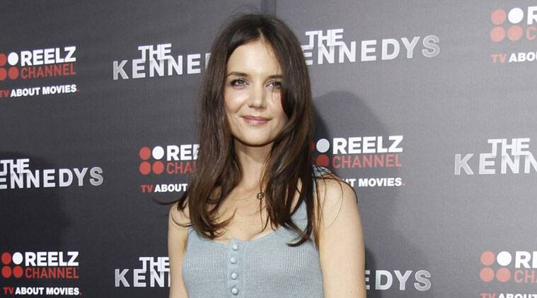 Katie Holmes reveals that she always wanted to be a redhead. (Source: Reuters)
