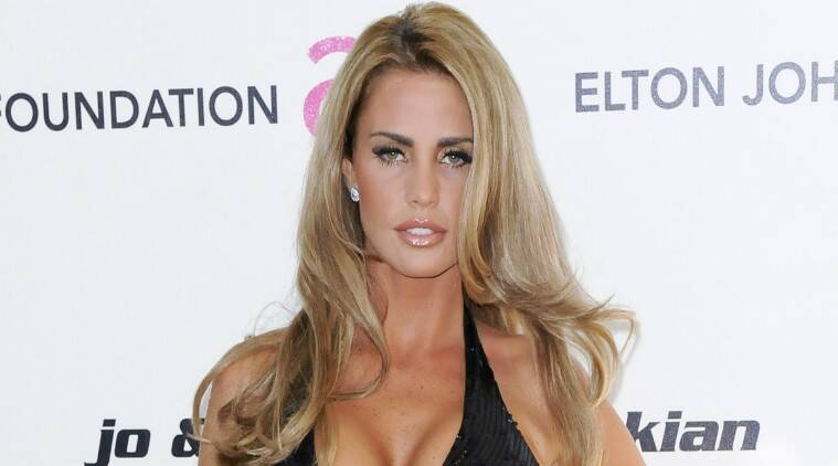 Katie Price feels that her daughter is not doing as much as other babies of her age. (Source: Reuters)