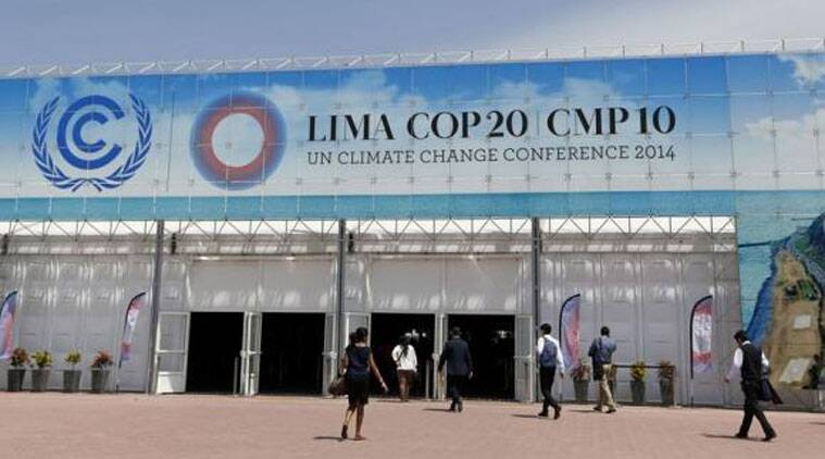 The venue of the UN Climate Change Conference COP 20 in Lima. (Source: Reuters photo)