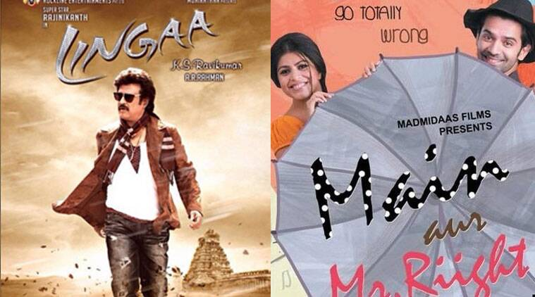 The major release is Rajinikanth's 'Lingaa'. Donning a dual role along with lead stars Sonakshi Sinha and Anushka Shetty, Rajinikanth's 'Lingaa' is considered as one of the most important films in the Superstar's career. (Source: Stills)