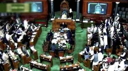 Lok Sabha: Insurance Bill introduced under heavy opposition
