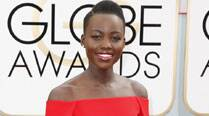 Lupita Nyong'o named best celebrity body