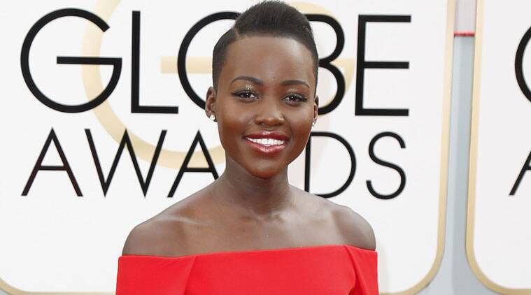Oscar-winnig actress Lupita Nyong'o has been named Best Celebrity Body of 2014 by readers of Fitness magazine. (Source: Reuters)