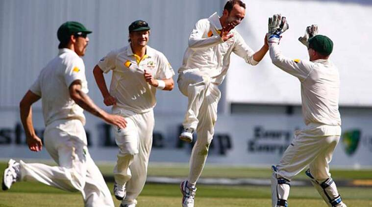Nathan Lyon will be the bowler who would shoulder most of the slow-bowling burden. (Source: Reuters file)