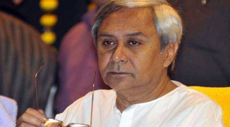 Orissa Chief Minister Naveen Patnaik (Source: PTI photo)