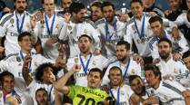 Real Madrid crowned Club World Cup champions