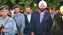 Being subjected to media trial: Majithia