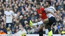 Tottenham, United play out goalless draw