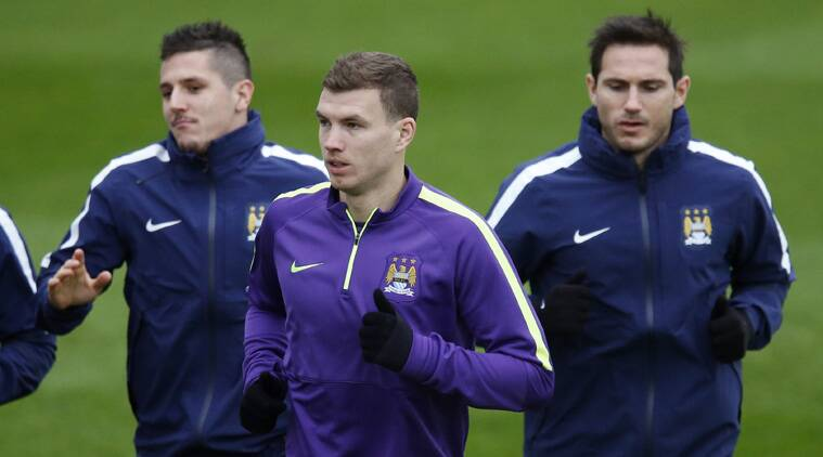 Manager Manuel Pellegrini's squad could be without arguably its best four players. (Source: Reuters)