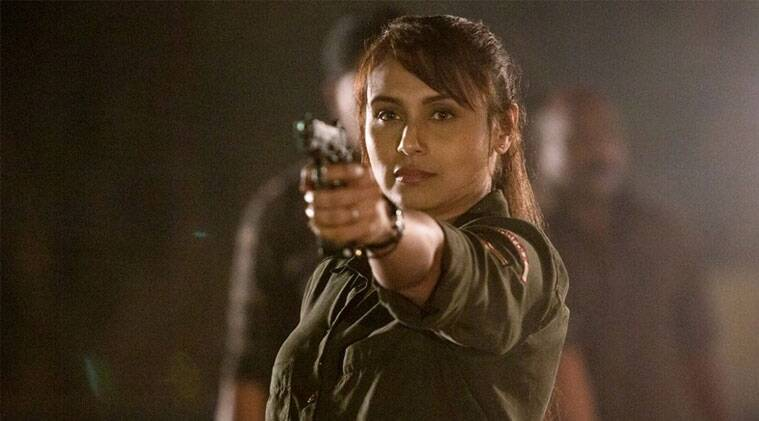 The Pradeep Sarkar directorial features raw, unswerving and invincible Shivani Shivaji Roy, senior inspector, crime branch, Mumbai police, embodied by Rani Mukerji.
