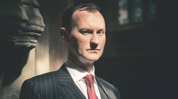 Ahead of his Mumbai visit, Mark Gatiss speaks about playing the 'smarter' Holmes in Sherlock and writing for the heroes he grew up reading.