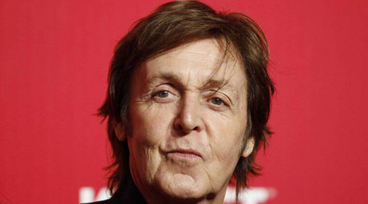 Paul McCartney is thankful that he had time to repair his friendship with John Lennon. (Source: Reuters)
