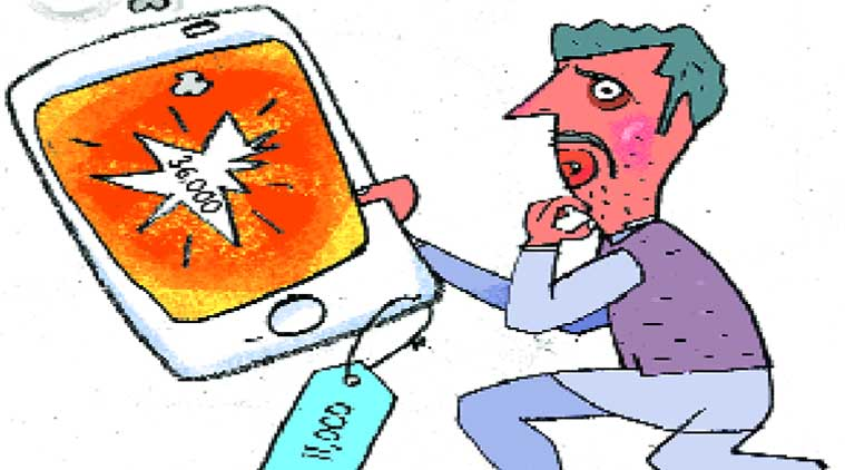 Rana sent legal notices and also contacted the customer care of the mobile company, but to no avail.