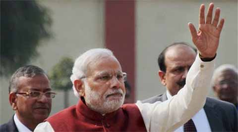 BJP offers chai with Modi, Shah to those getting maximum new members
