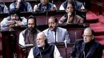 Prime Minister Narendra Modi mum as Rajya Sabha deadlock drags on