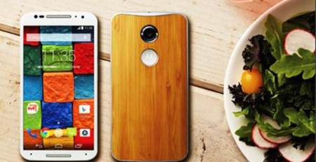 Moto X (2nd Gen) 32 GB in India for Rs 32,999