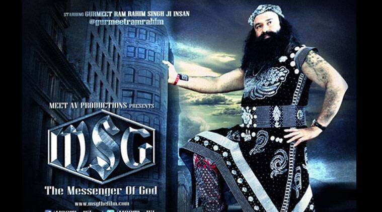 MSG – The Messenger of God's music album launched | Entertainment
