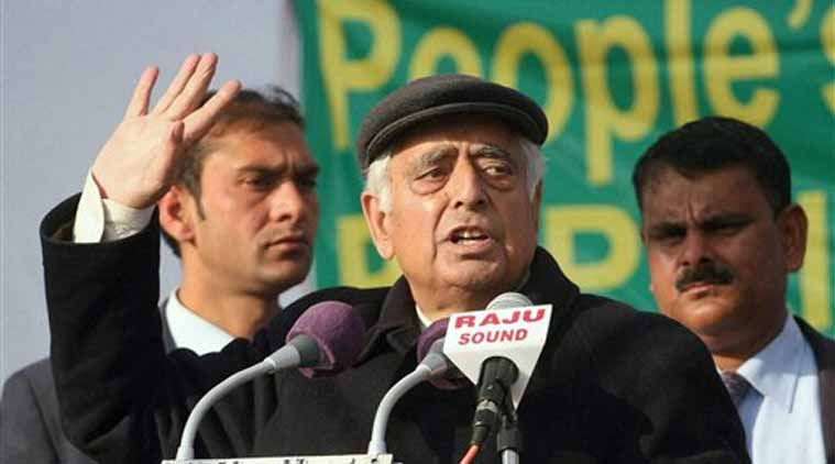 PDP patron Mufti Mohammad Sayeed. (Source: PTI photo)
