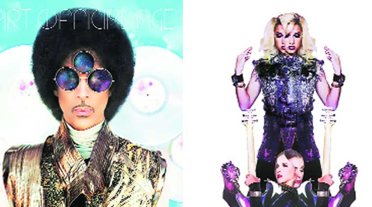 Art Official Age (Prince) and PlectrumElectrum (Prince and 3rdEyeGirl)