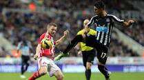 Sunderland get the better of Newcastle in Tyne-Wear derby