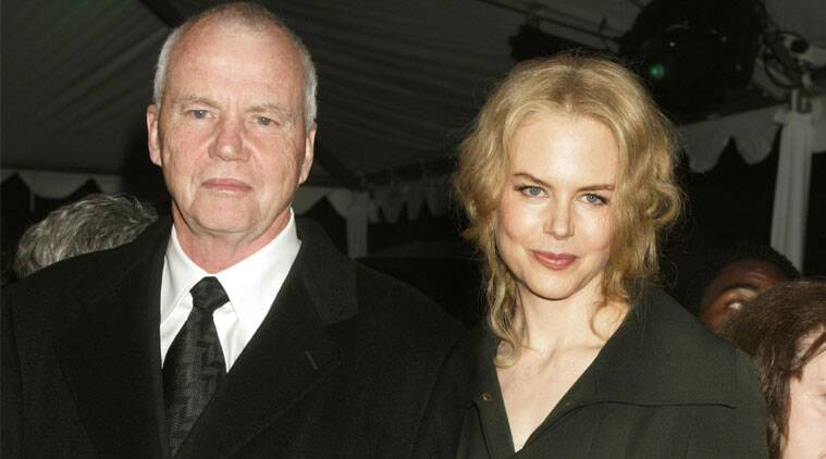 Nicole lost her father Anthony Kidman from a heart attack in August this year. (Source: Reuters)