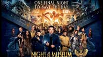 Night At The Museum: Secret Of The Tomb Film Review: Not as much about teaching asimpressing