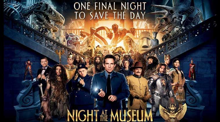 night at the museum secret of the tomb film review not