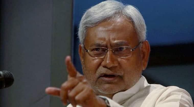 Former Bihar CM Nitish Kumar.