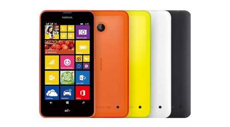 Microsoft launches cheapest 4G phone Lumia 638