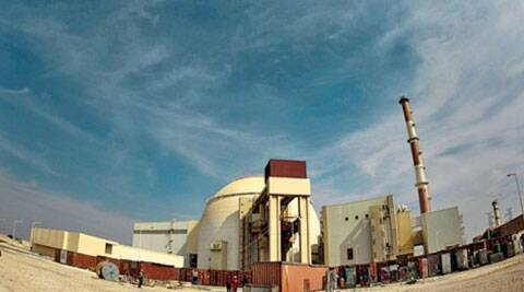 Iran's Bushehr nuclear power plant. (Source: Photo by Reuters)