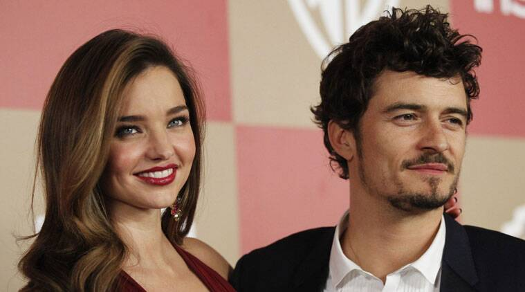 Orlando Bloom On Spending Christmas With His Estranged