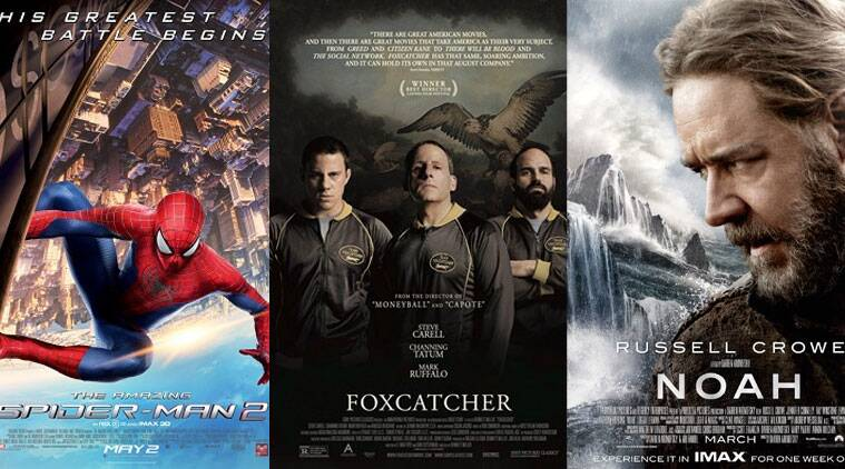 They will vote to nominate the three films for final Oscar consideration.