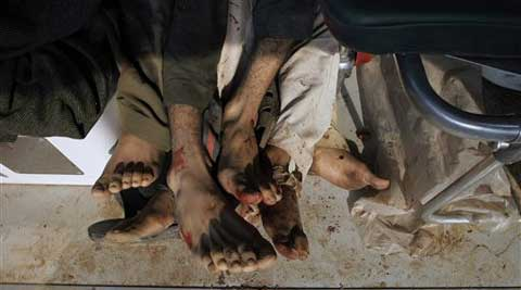The European Union too had called for halting the executions by the Pakistan government.