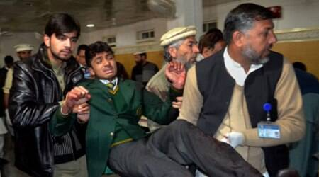 Peshawar attack: 132 children among 141 killed, all 7 Taliban gunmen dead