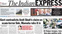 #Express5: The politics with remains of CRPF dead; more on industrial hazards and mishaps inIndia
