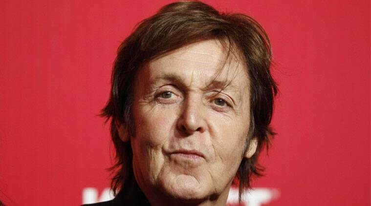 Bob Geldof bans Beatle star Paul McCartney from performing on the new Band Aid 30 track. (Source: Reuters)