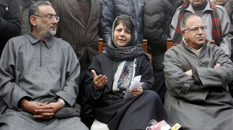 Congress 'in touch with PDP' to prevent BJP from forming govt in J&K
