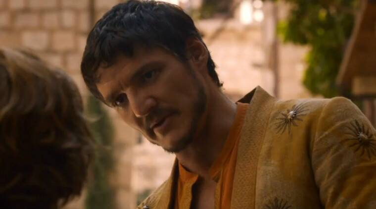 Pedro Pascal will next play Pontius Pilate in 'Ben-Hur'.