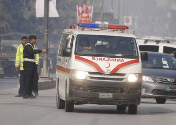 Taliban kills 132 school children in Peshawar