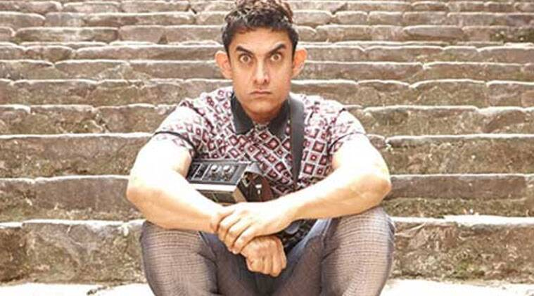 'PK', which has received rave reviews and set the box-office on fire, has earned the ire of right-wing groups who claim the film hurts the sentiments of the majority community.