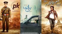 Aamir Khan's 'PK' swamps theatres, 'Ugly', 'Lingaa' run for cover
