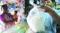 Few care for ban on plastic bags
