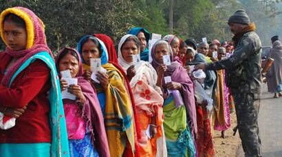 Jharkhand sees impressive polling in final phase of Assembly elections