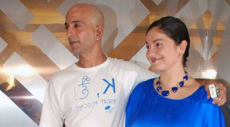 Pooja Bhatt Husband Children Pooja Bhatt And Her Husband