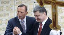 Ukraine president urges Russia to withdraw troops; Australia pledges support
