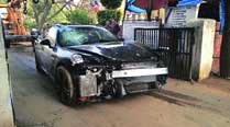 The Porsche accident you did not knowabout