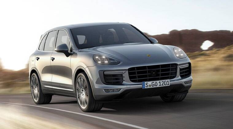 2015 Porsche Cayenne Launched In India Auto Travel News The